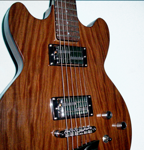 "Nick Marchant""Pacific Blackwood Electric"""